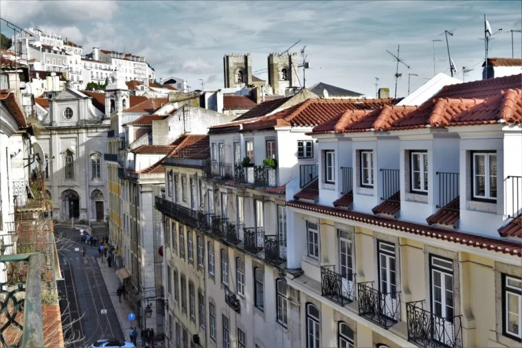 Baixa Lisbon Neighborhoods