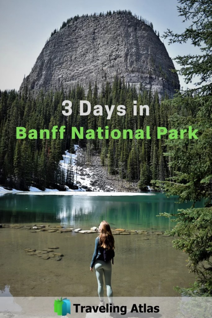 3 Days in Banff National Park Pinterest