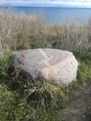 Found on top of the mountain!