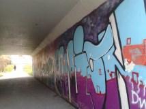 Street Art in the Tunnel