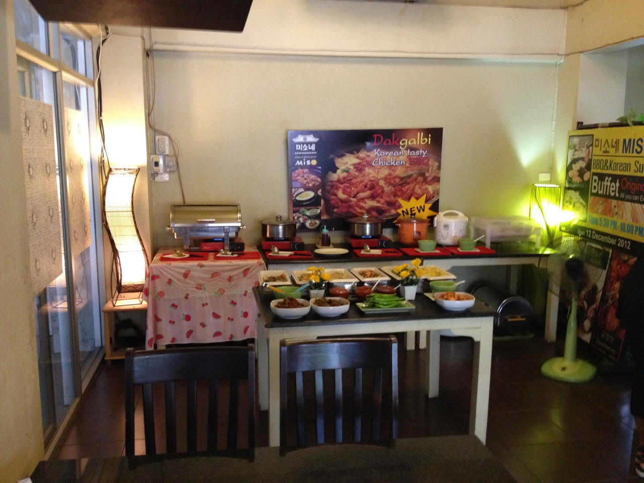 Misone restaurant