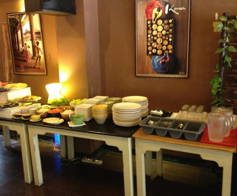 Korean food @ Misone restaurant