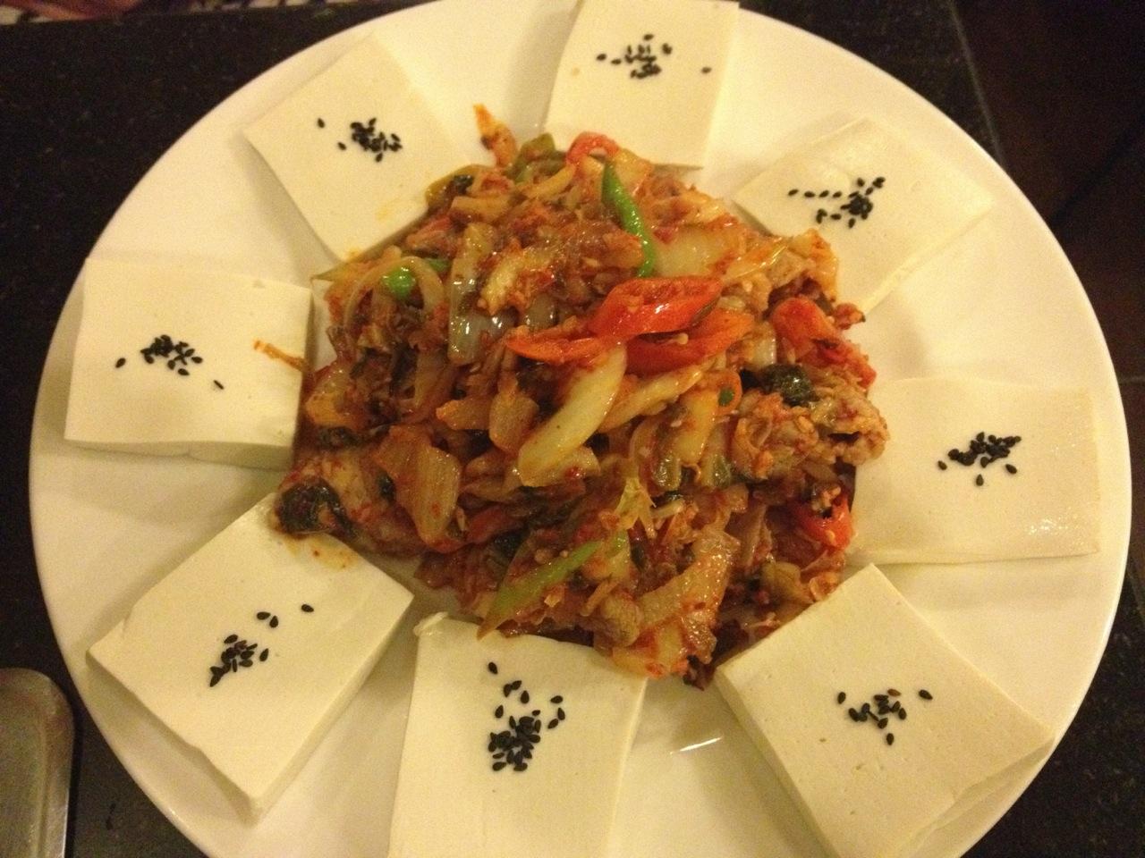 Korean food @ Misone