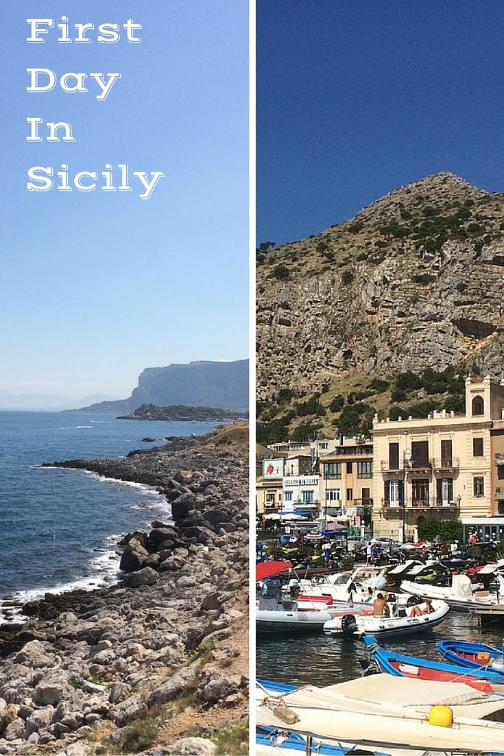 Riserva Di Capo Gallo and Mondello Pinterest Pin