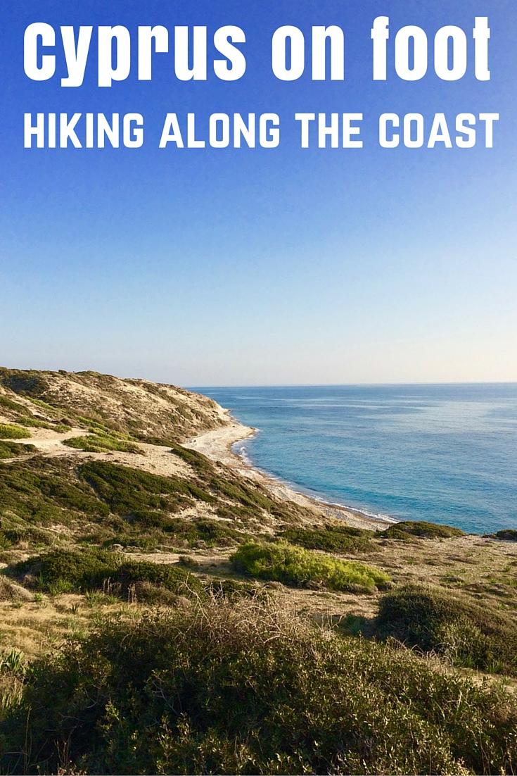 Cyprus on foot: hiking along the coast