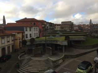 Modern side of Porto