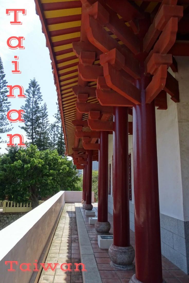 Tainan Pin