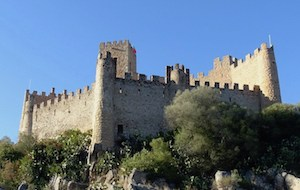 Almourol Castle: Totally Dragonless… Or Is It?