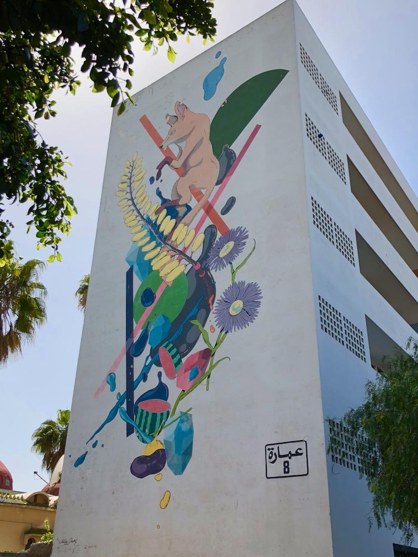 Casablanca Street Art