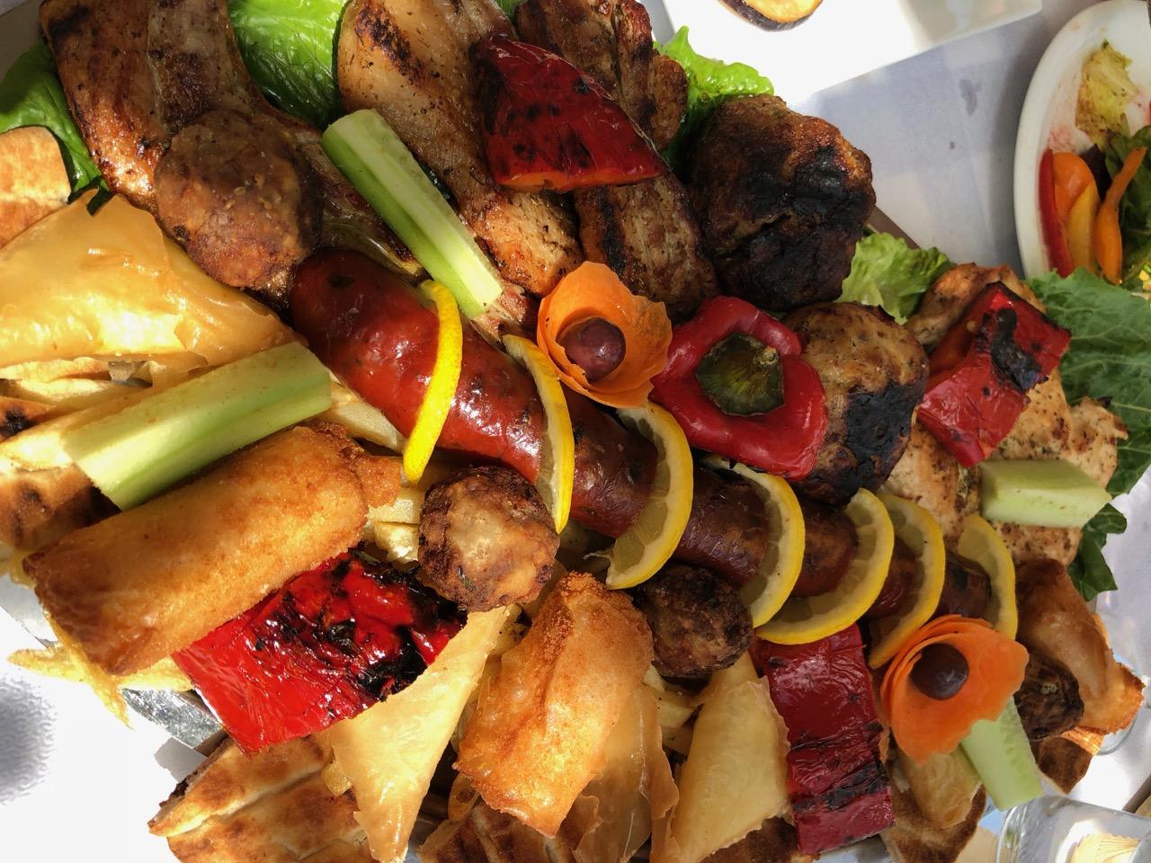 Amazing Greek food