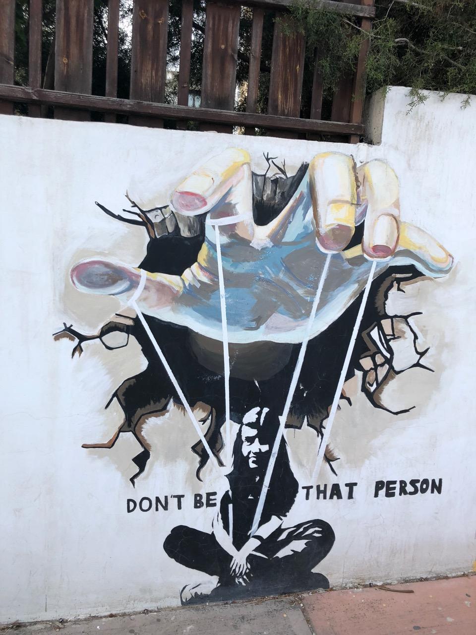 Paphos street art