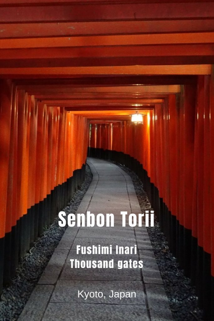 Fushimi Inari Senbon Torii