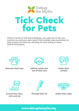 tick check for pets