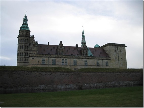 Elsinore Castle - Kronborg Castle