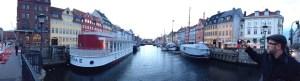 Copenhagen Nyhaven Canal