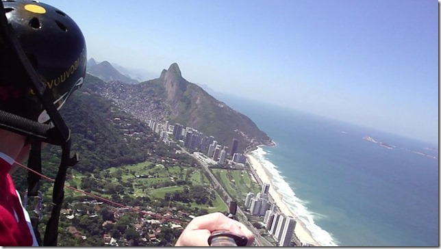 View of Sugarloaf in Rio