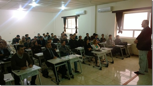 Iraq University Students