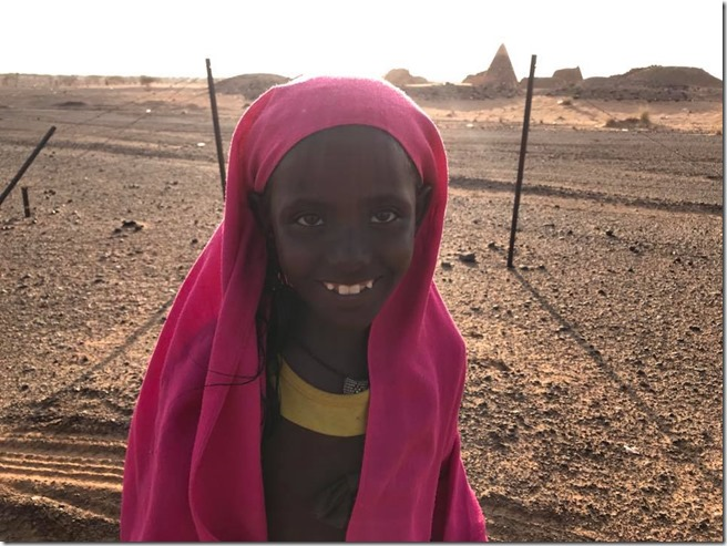 Beautiful People of Sudan
