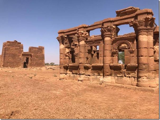 Nubian Temples in Sudan