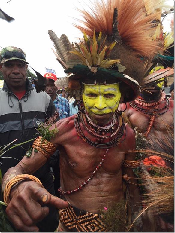 Tribal Abs of Steel