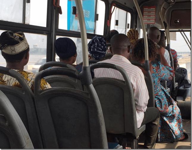 bus riders lagos nigeria