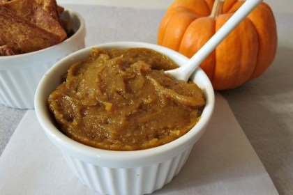 Pumpkin Nut Butter!