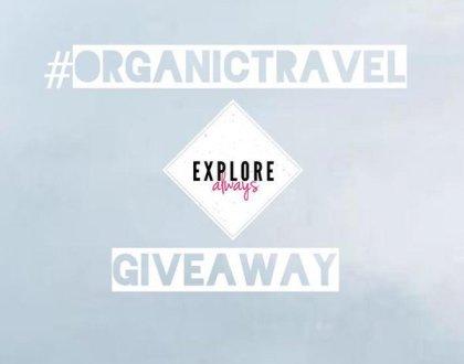 #ORGANICTRAVEL Spring Giveaway!
