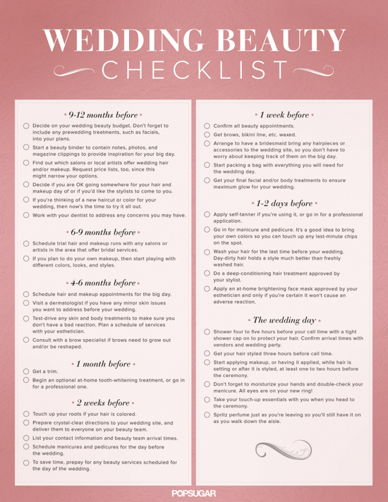 6cf6101dd5053200_Wedding_Beauty_Checklist_Popsugar_beauty