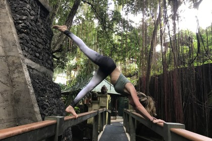 yoga teacher training ubud