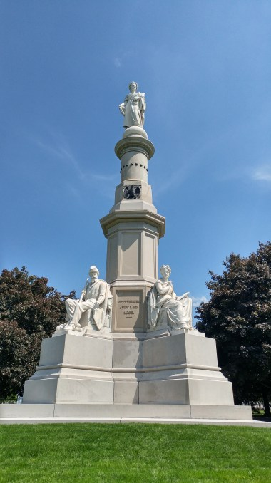 Soldiers' National Monument