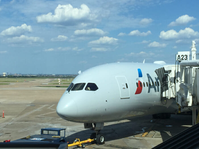 American Airlines To Fly 787 Dreamliner Chicago Beijing