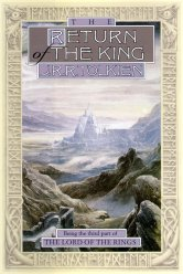 The Return Of The King Book Cover by JRR Tolkien_2