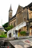 Katedra Anglikańska na miejscu dawnego targu niewolników
