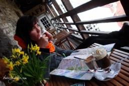 Eating in Tallinn Tower Cafe (2)