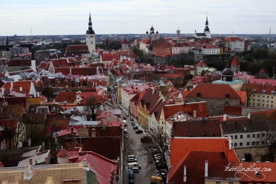 quality time in Tallinn