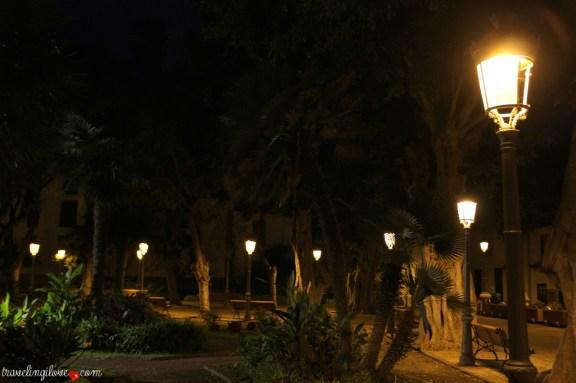 Icod de los Vinos by night (11)