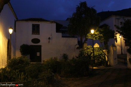 Icod de los Vinos by night (14)