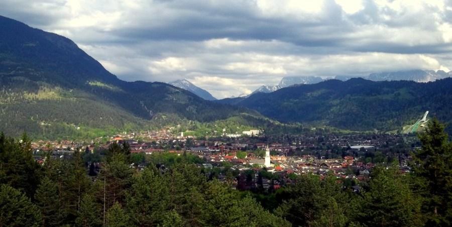 Przewodnik po Garmisch-Partenkirchen