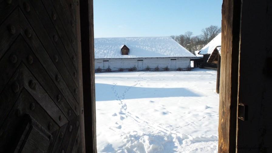 Skansen Sanok winter (112)