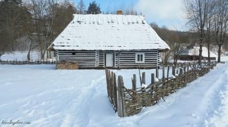 Skansen Sanok winter (30)