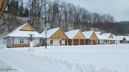 Skansen Sanok winter (6)