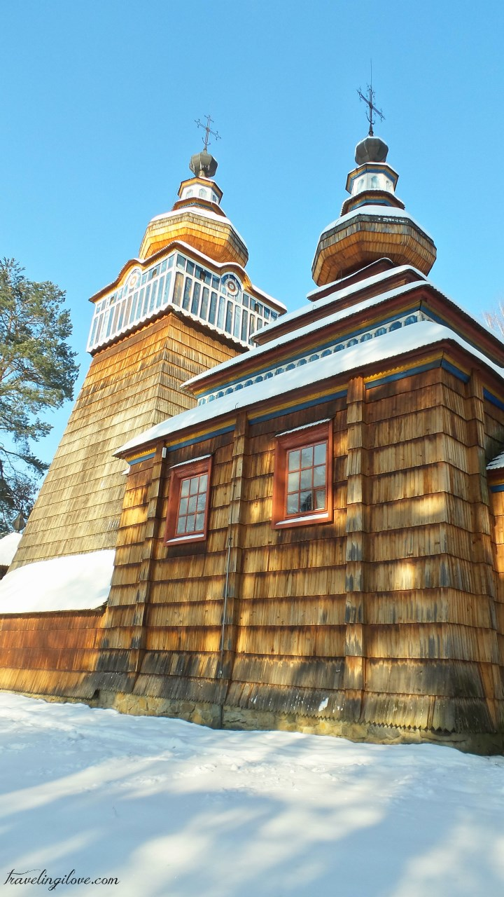 Skansen Sanok winter (8)
