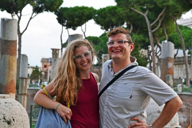 Brittany and Steve @travelingintandem