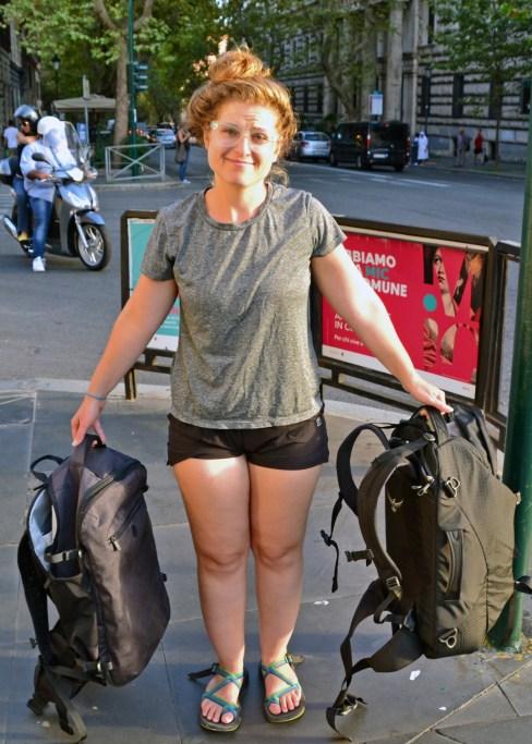 Bed Bug bags @travelingintandem