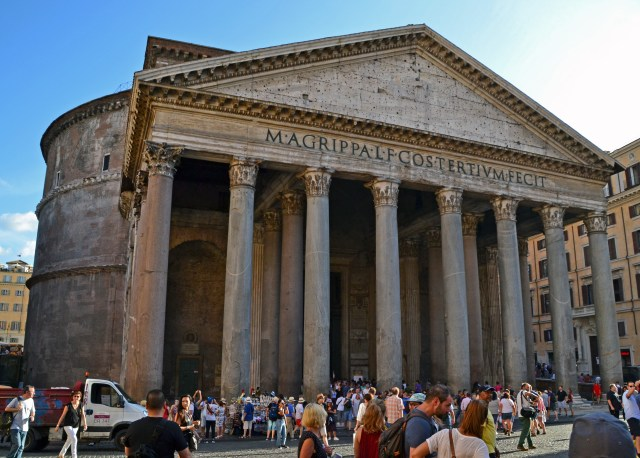 The Pantheon @travelingintandem
