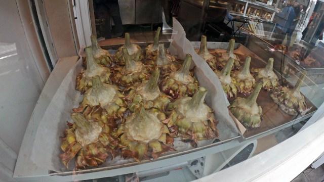 Foodbox Mercato Testaccio @travelingintandem
