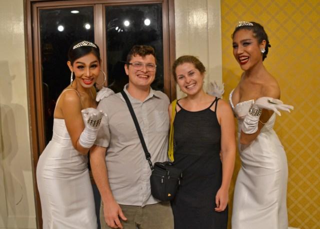 Calypso Cabaret Bangkok @travelingintandem