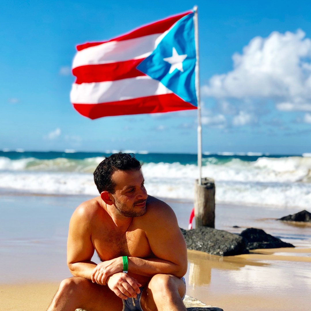 Traveling IQ in Puerto Rico