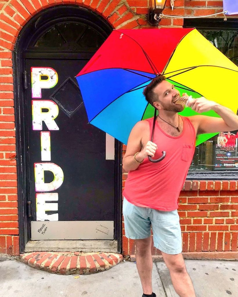 Ravi Roth launches Ravi's Road to Pride, traveling to gay Pride festivals all around the world