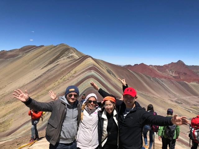 Rainbow Mountain Team